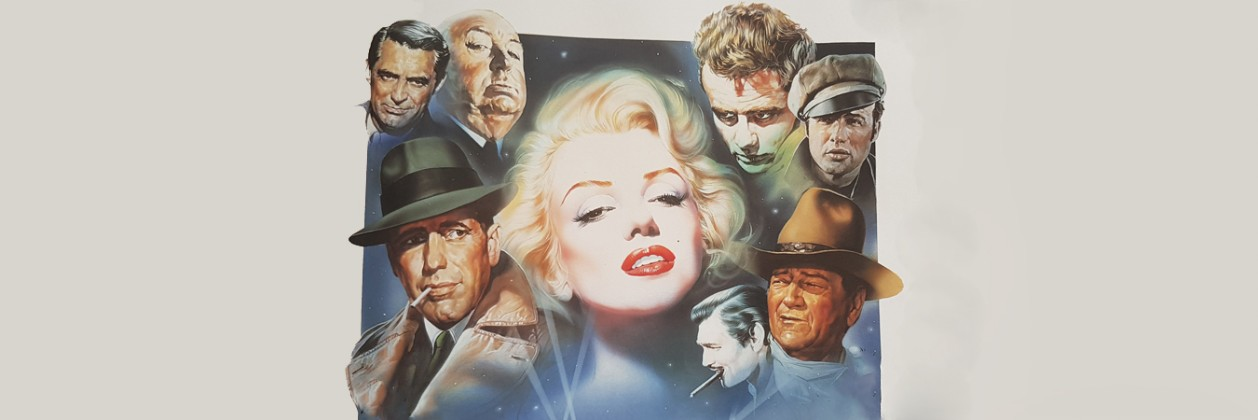 Marylin and Friends - Renato Casaro 1983