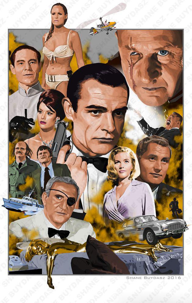 Sean Connery James Bond Filme