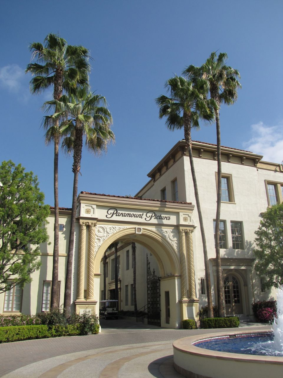 Paramount Studios Hollywood