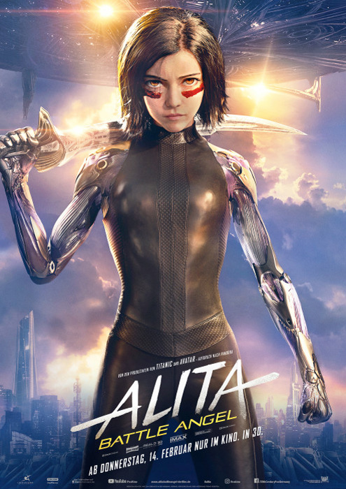 Alita - Battle Angel, USA 2019