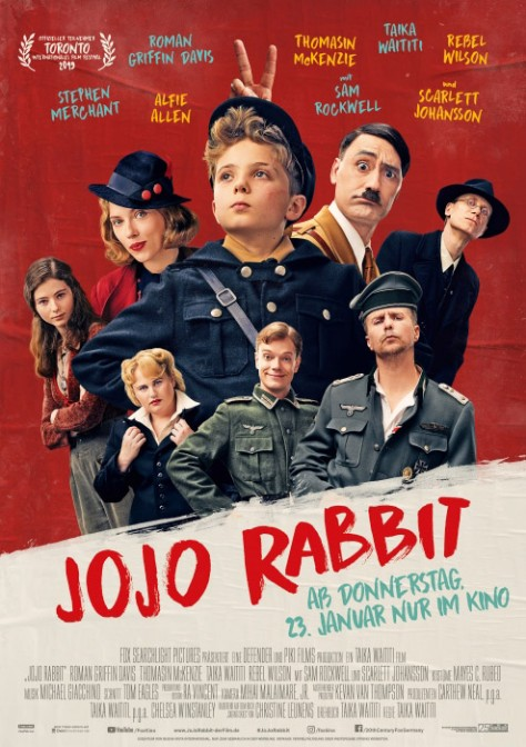 Jojo Rabbit - USA 2019