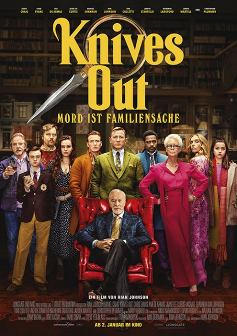 Knives Out - USA 2019