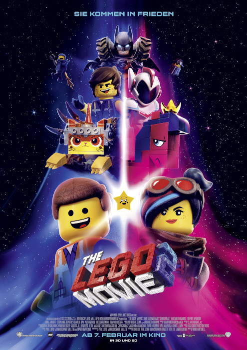 The Lego Movie 2, USA 2019