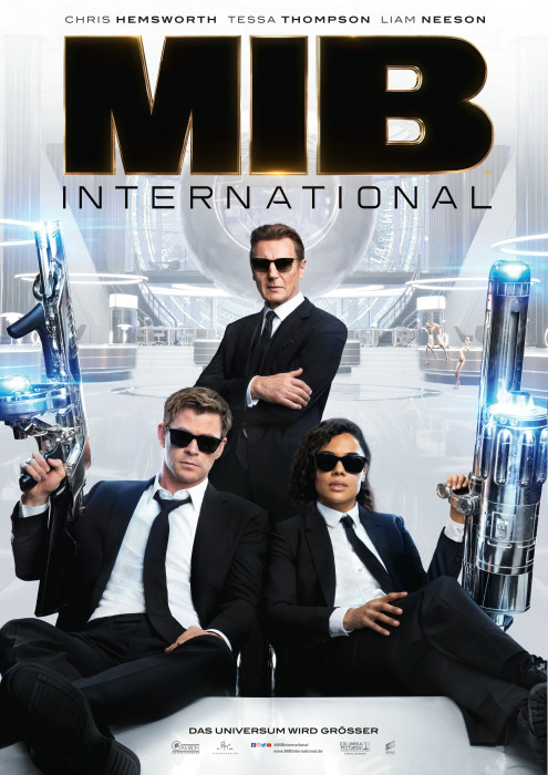Men in Black: International, USA 2019