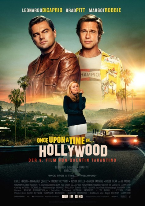 Once Upon a Time in Hollywood - USA 2019