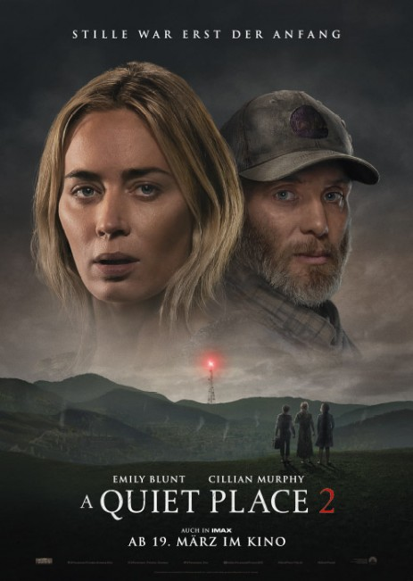 A Quiet Place: Part II - USA 2021